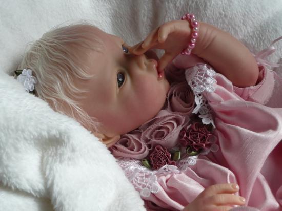 Scarlett Rose commandée par mon amie Isabelle