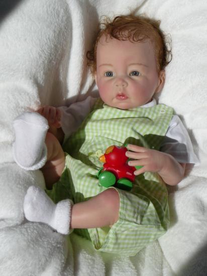 Lucas adopté par Régine